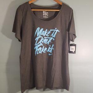 nike women's shirt SZ XXL